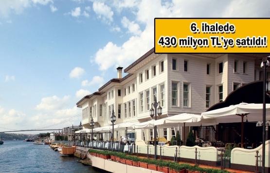 Hotel Les Ottomans'ın yeni sahibi Akbank oldu!