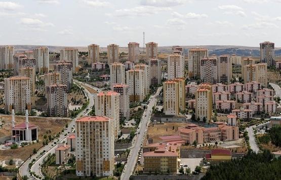 Türkiye'de 46 bin hektar yeni yerleşim alanı belirlendi!