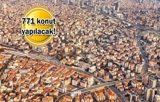 Okmeydanı'nda kentsel dönüşüm başladı!
