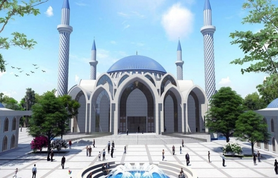 Emekli çiftten Sivas Merkez Camii ve Külliyesi inşaatına 5 milyon TL bağış!