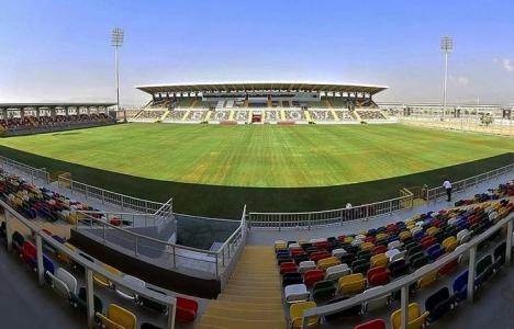 Yeni Bornova Stadı'na