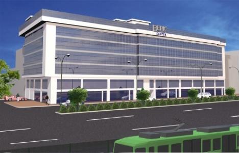 Bursa Berk Center İş Merkezi açıldı!