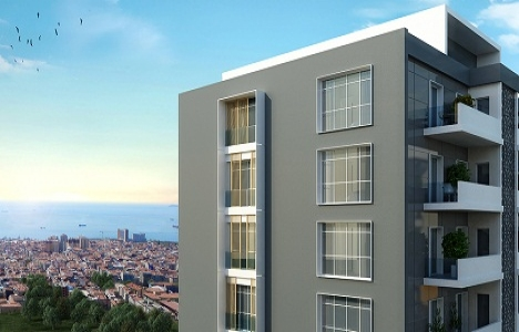Bakırköy City Beyaz İnşaat-Göktaşlar satılık!