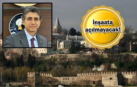 Mustafa Demir'den Hasbahçe'nin
