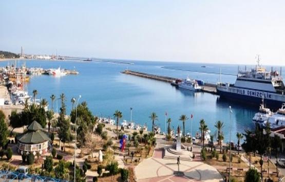 Taşucu Limanı ve Lojistik Tesis Alanı 36 yıllığına özelleştiriliyor!