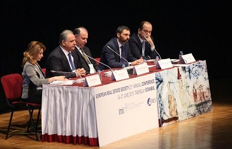 Avrupa Gayrimenkul Topluğu uluslararası konferans soyak holding