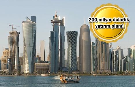 Katar müteahhitlere iş