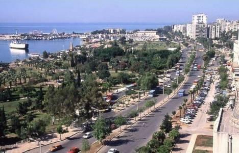 Mersin'de 3.5 milyon