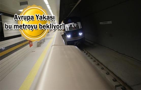 Mecidiyeköy-Mahmutbey Metro Hattı 3 gün sonra açılıyor!