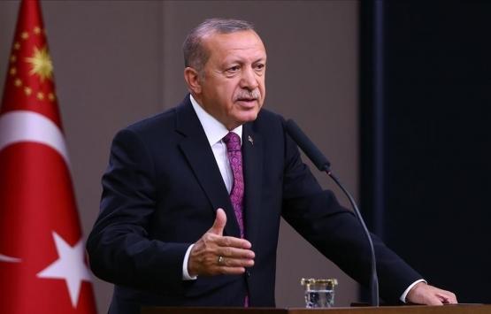 Cumhurbaşkanı Erdoğan'dan İdlib'e briket ev yapımı açıklaması!