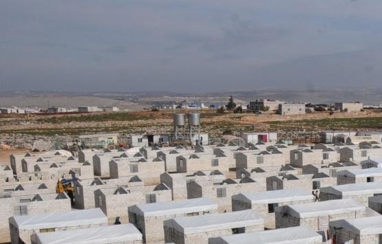 Yetim Vakfı İdlib'te 50 briket ev inşa ediyor!