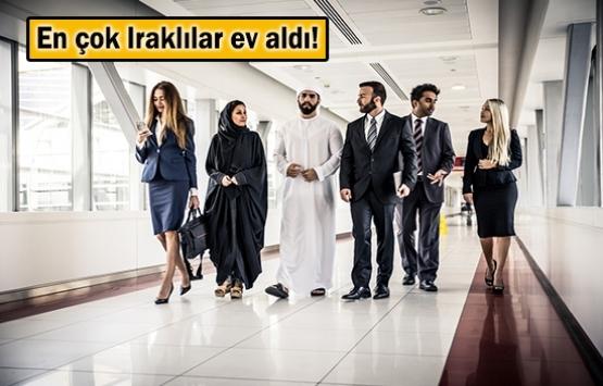 Eylül'de 4 bin 177 konut yabancılara satıldı!