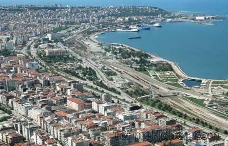 Samsun'da satılık apartman: