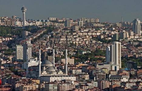 Ankara konut projeleriyle
