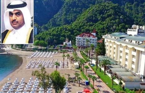 Muğla Munamar Beach Otel'in kiracılarına tahliye kararı!