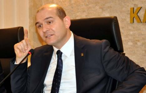 Süleyman Soylu Trabzon'daki