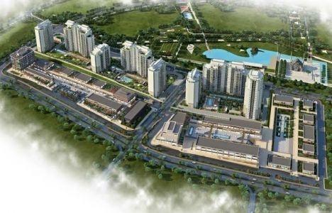 Bahçekent Tual Rezidans satılık!