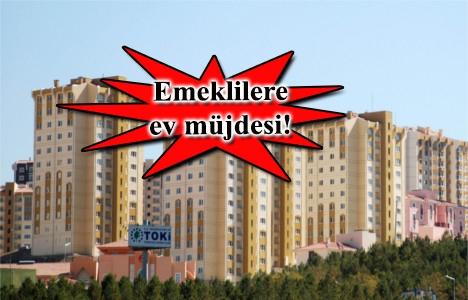 TOKİ İstanbul'da emekliler
