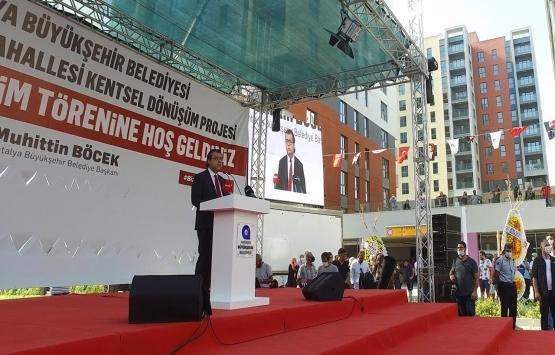 Sur Yapı Antalya'da yaşam başlıyor!