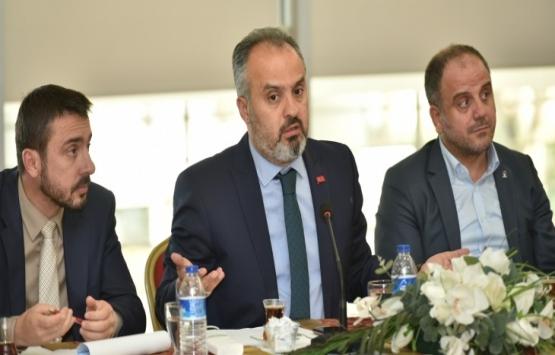 Bursa Büyükşehir'in hedefi sağlıklı dönüşüm!