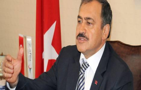Veysel Eroğlu Kahramanmaraş'ta temel atma törenine katılacak!
