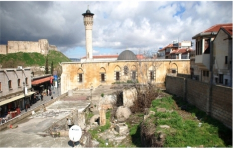 Gaziantep tarihi Pazar Hamamı restorasyon bekliyor!