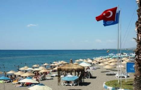Mavi bayraklı plajlar, 10 yılda ikiye katlandı!
