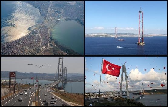 Dünyadaki 10 büyük projeden 6'sı Türkiye'den!