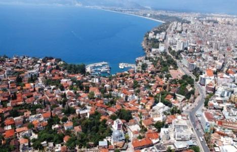 Antalya'da 3.4 milyon TL'ye satılık 9 gayrimenkul!