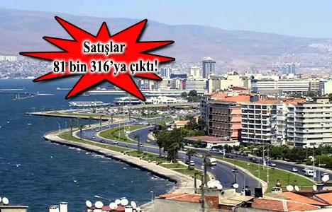 Konutta yeni gözde İzmir!