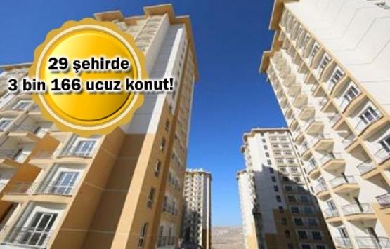 TOKİ'den 417 lira