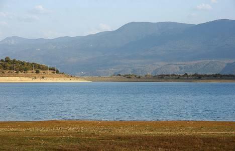 Gölköy Baraj Gölü'nün doluluk oranı yüzde 95'e ulaştı!