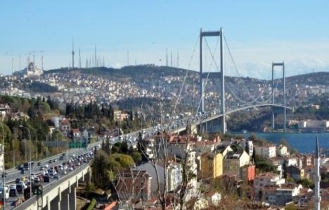 15 Temmuz Şehitler Köprüsü yenileniyor!