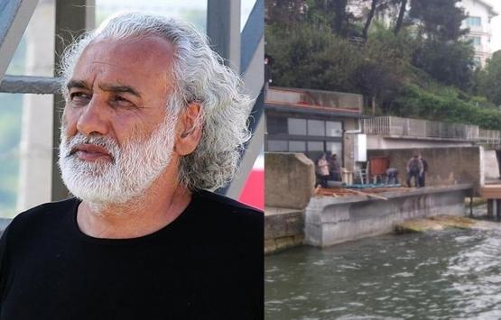 Sinan Çetin'in Büyükada'daki villasında yıkım kararı!