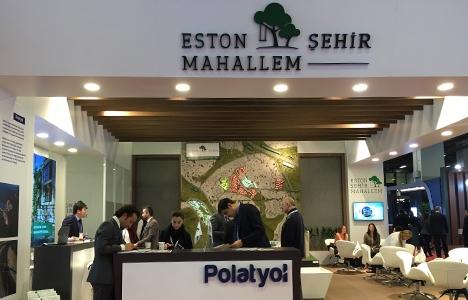 Eston Şehir Mahallem'de konutların yüzde 45'i satıldı!