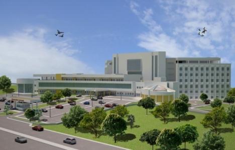 Ankara Gölbaşı Devlet Hastanesi'nin ihalesi yapıldı!