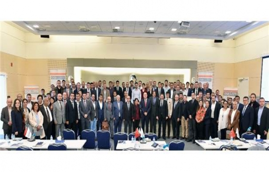 OSBÜK Ankara'da imar toplantısı gerçekleştirildi!
