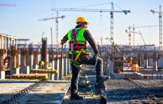 İnşaat sektörü ciro endeksi Ocak'ta yüzde 26,6 arttı!