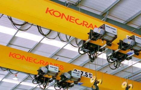 Siemens'ten Konecranes'e 19 vinç siparişi!