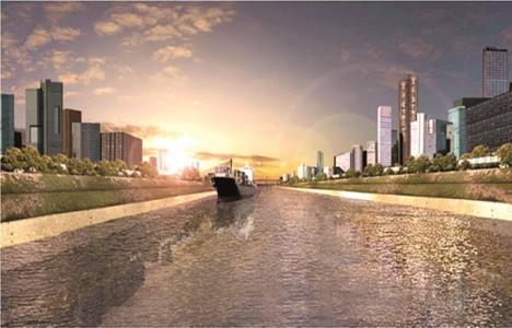 Kanal İstanbul için