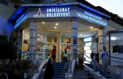 Onikişubat Vali Saim Çotur Kaplıcası 3 yıllığına kiraya veriliyor!