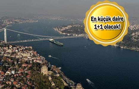 İstanbul'da 1+0 daireler