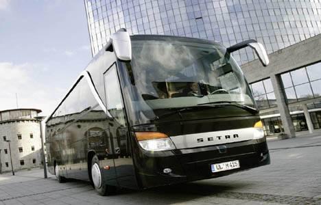 Setra'nın otobüsleri Ulusoy farkıyla geldi!
