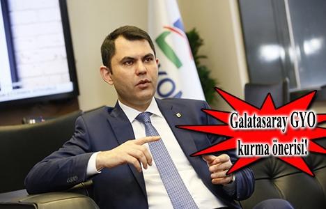 Emlak Konut, Galatasaray'ın