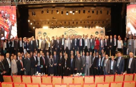Tarihi Kentler Birliği Kayseri'de toplandı!