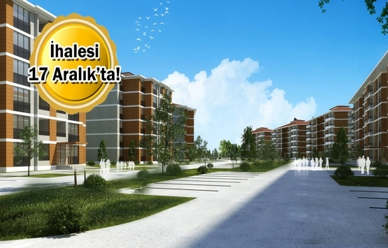 TOKİ Silivri Alipaşa'daki 24 iş yerini satışa sunuyor!
