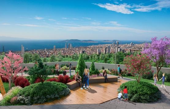 Heran İstanbul örnek daire!