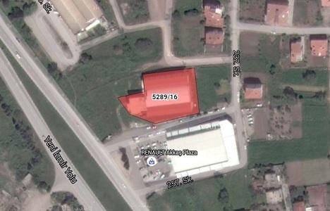 Balıkesir'de icradan 3.2 milyon TL'ye satılık bina!