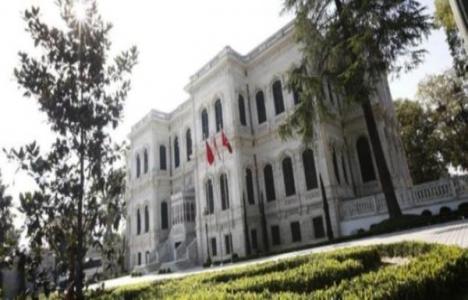 Yıldız Sarayı restore
