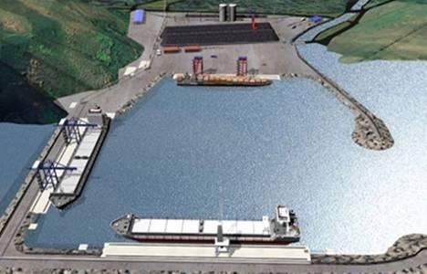 Filyos Limanı yapımı 2014 yılı yatırım programına alındı!